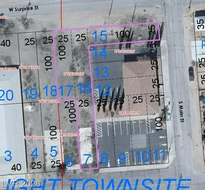 SURPRISE STREET, Searchlight, NV 89046 - Photo 1