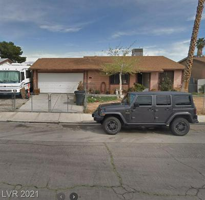 3670 SAN CARLOS AVE, Las Vegas, NV 89115 - Photo 1