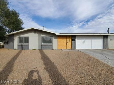 3120 HEBARD DR, Las Vegas, NV 89121 - Photo 2