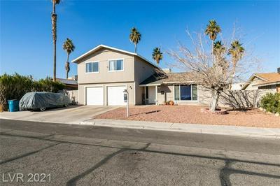 4776 PLATA DEL SOL DR, Las Vegas, NV 89121 - Photo 1