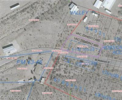WEST HOBSON, Searchlight, NV 89046 - Photo 1