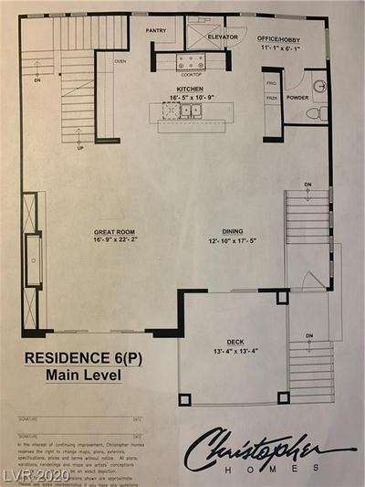 430 TRANQUIL PEAK CT, Henderson, NV 89012 - Photo 1