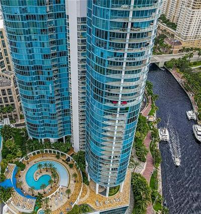 333 LAS OLAS WAY APT 3806, Fort Lauderdale, FL 33301 - Photo 1