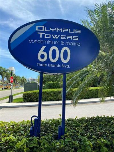 600 THREE ISLANDS BLVD APT 306, Hallandale, FL 33009 - Photo 1
