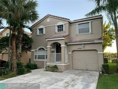 11744 SW 1ST ST, Coral Springs, FL 33071 - Photo 1