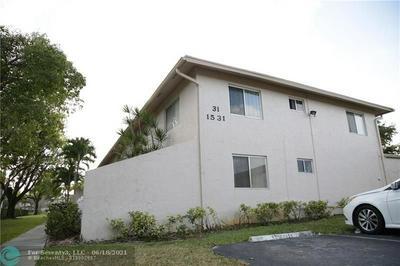 1531 NW 80TH AVE APT G, Margate, FL 33063 - Photo 1