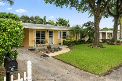 501 NW 28TH CT, Wilton Manors, FL 33311 - Photo 1
