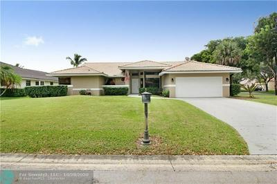 8446 NW 55TH CT, Coral Springs, FL 33067 - Photo 1