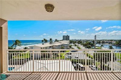 1051 HILLSBORO MILE APT 502E, Hillsboro Beach, FL 33062 - Photo 2