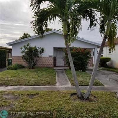 653 NW 3RD CT, Hallandale, FL 33009 - Photo 1