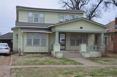 115 E NEBRASKA ST, Walters, OK 73572 - Photo 1