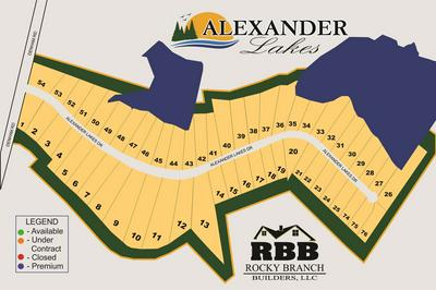 154 ALEXANDER LAKES DR, Eatonton, GA 31024 - Photo 1