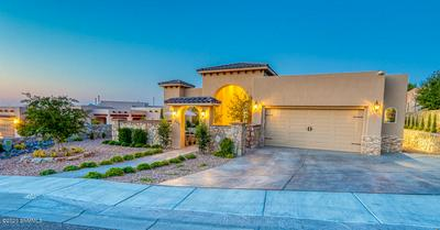 3089 MOONLIGHT RIDGE ARC, Las Cruces, NM 88011 - Photo 2