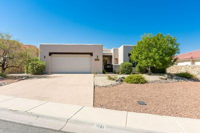 1981 LONE TREE LN, Las Cruces, NM 88011 - Photo 1
