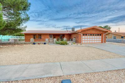 606 HANSEN AVE, Las Cruces, NM 88005 - Photo 2