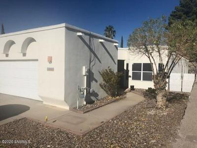 3117 HILLRISE DR, Las Cruces, NM 88011 - Photo 1