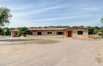 3574 VALDES RD, Las Cruces, NM 88005 - Photo 1