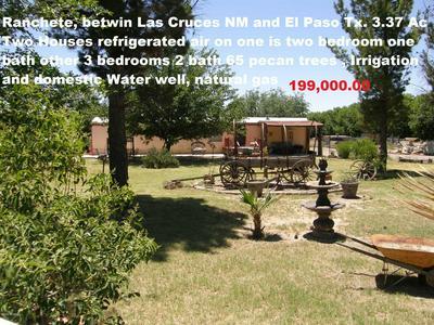 205 JACQUEZ RD, Anthony, NM 88021 - Photo 1
