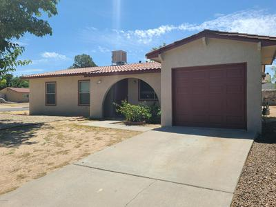 1886 WEBSTER AVE, Las Cruces, NM 88001 - Photo 1