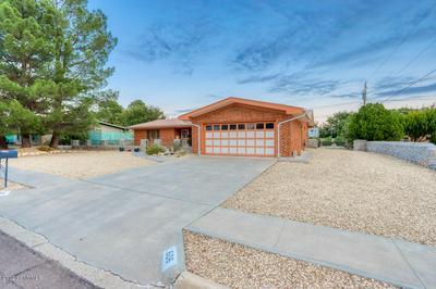 606 HANSEN AVE, Las Cruces, NM 88005 - Photo 1