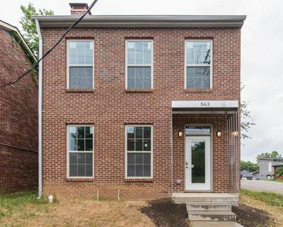 563 N LIMESTONE, Lexington, KY 40508 - Photo 1