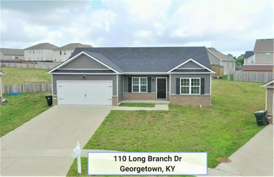 110 LONG BRANCH DR, Georgetown, KY 40324 - Photo 1