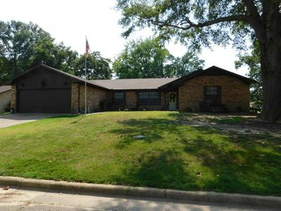 212 BOB WHITE ST, Pittsburg, TX 75686 - Photo 1