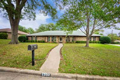 2500 NORTHRIDGE DR, Longview, TX 75605 - Photo 1