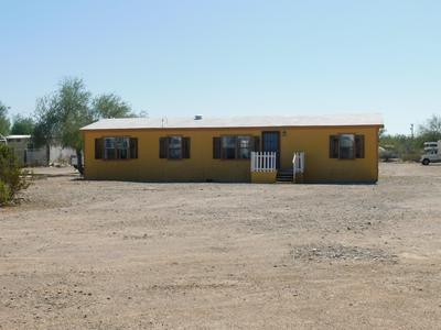 455 E MAYFLOWER ST, Quartzsite, AZ 85346 - Photo 1