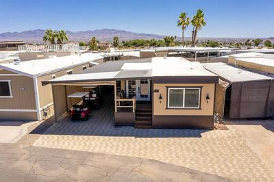 601 BEACHCOMBER BLVD LOT 460, Lake Havasu City, AZ 86403 - Photo 1