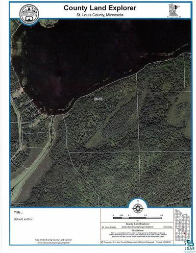 7800 COMSTOCK LAKE RD NO ROAD ACCESS, COTTON, MN 55724 - Photo 1