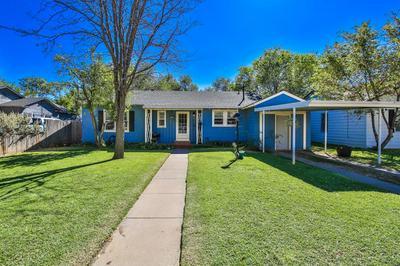 2819 26TH ST, Lubbock, TX 79410 - Photo 1