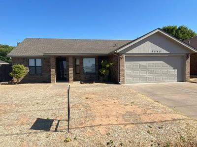 6845 IOLA AVE, Lubbock, TX 79424 - Photo 1