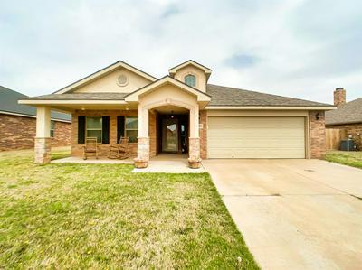 5730 109TH ST, LUBBOCK, TX 79424 - Photo 1