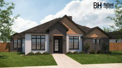 3812 138TH ST, Lubbock, TX 79423 - Photo 1