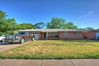 3412 39TH ST, Lubbock, TX 79413 - Photo 1