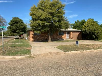 901 N SUNSET AVE, Littlefield, TX 79339 - Photo 1