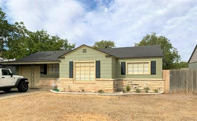 3118 31ST ST, Lubbock, TX 79410 - Photo 1