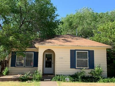 2607 21ST ST, Lubbock, TX 79410 - Photo 1