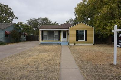 2608 31ST ST, Lubbock, TX 79410 - Photo 1