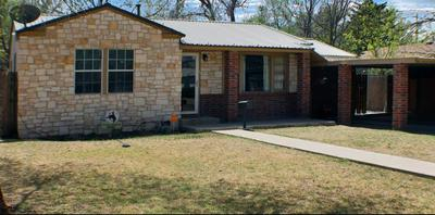 4013 31ST ST, Lubbock, TX 79410 - Photo 1