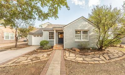 3302 25TH ST, Lubbock, TX 79410 - Photo 1