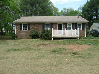 14511 LEESVILLE RD, Evington, VA 24550 - Photo 1