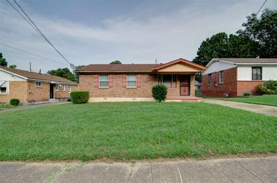2504 PERRY RD, Memphis, TN 38106 - Photo 2