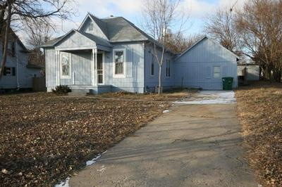 703 FIR ST, WAKEFIELD, KS 67487 - Photo 1