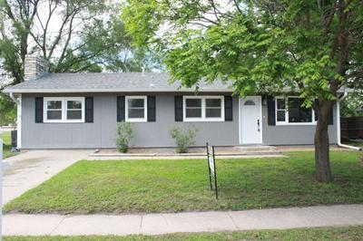 411 SE 6TH ST, Abilene, KS 67410 - Photo 1
