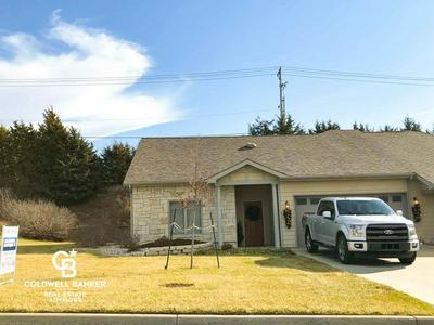 801 NEWFOUNDLAND DR, Manhattan, KS 66503 - Photo 1