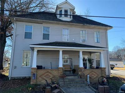 804 CHURCH ST, Germantown, IL 62245 - Photo 1