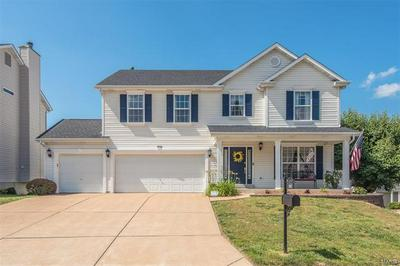 906 SHADOW PINE DR, Fenton, MO 63026 - Photo 2