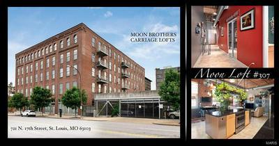 721 N 17TH ST APT 307, St Louis, MO 63103 - Photo 1